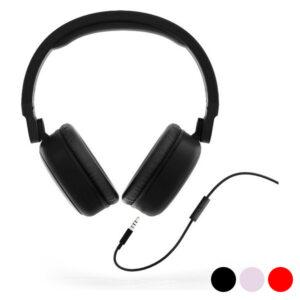 Auscultadores com microfone Energy Sistem Style 1 Talk Vermelho