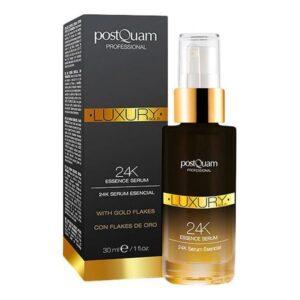 Sérum Alisador Luxury Gold 24k Postquam 30 ml