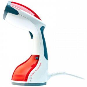 Ferro a vapor vertical Solac PC1500 0,26 L 1200W Branca Vermelha