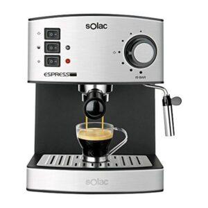 Máquina de Café Expresso Manual Solac CE4480 Expresso 19 bar 1,25 L 850W