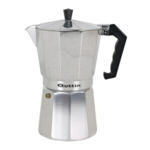 Cafeteira Italiana Quttin Alumínio 6 Chávenas