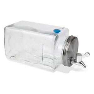 Dispensador de Bebidas La Mediterránea 3,5 l Cristal