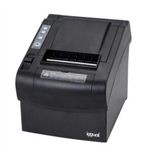 Impressora Térmica iggual TP8001 8 MB RAM 203 DPI