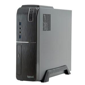 PC de Mesa iggual PSIPC352 i5-9400 8 GB RAM 240 GB SSD W10 Preto