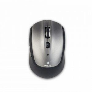Rato Bluetooth sem Fios NGS FRIZZ-BT 1000/1600 dpi Preto Cinzento