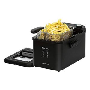 Fritadeira Cecotec CleanFry Infinity 4000 4 L 3270W Preto