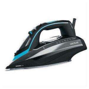Ferro de Vapor Cecotec 3D ForceAnodized 750 Smart 400 ml 3100W Preto Azul