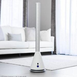 Ventilador Torre Cecotec ForceSilence Skyline Bladeless 26W Branco