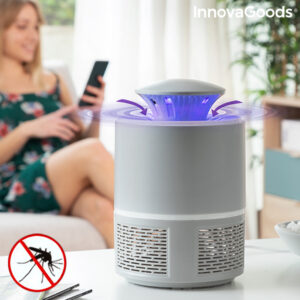 Lâmpada Anti-Mosquitos por Sucção Kl Twist InnovaGoods