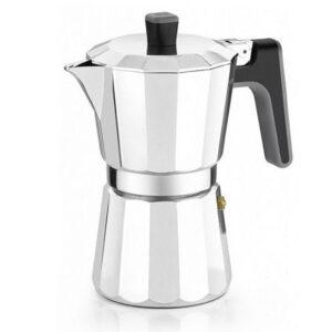 Máquina de Café de Filtro COMELEC CT4012 800W Negro (12 Kopjes)