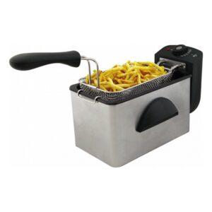 Fritadeira COMELEC FR3082 2 L 2000W Preto Aço inoxidável