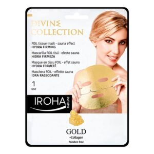 Máscara Facial Gold Iroha