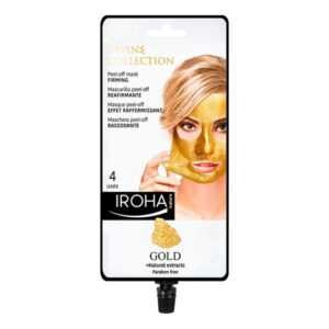 Máscara Facial Peel Off Gold Iroha