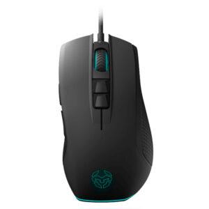 Rato Gaming com LED Krom KENON Preto Azul