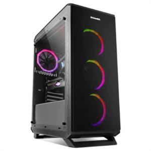 Caixa Semitorre ATX NOX NXHUMMERTGF USB 3.0