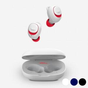 Auriculares Bluetooth com microfone SPC Ebon Go 500 mAh Branco