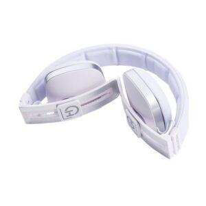 Auscultadores com microfone Hiditec WHP01000 Branco