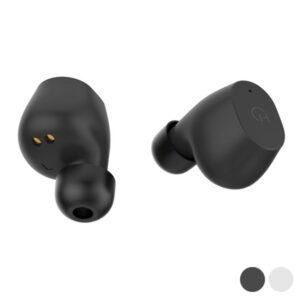 Auriculares Bluetooth com microfone Hiditec Kondor 450 mAh Preto