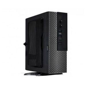 Caixa Semitorre Mini ITX CoolBox CAJCOOIT05 Preto