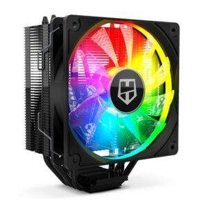 Ventilador de Caixa Gaming NOX H-224 Ø 12 cm RGB