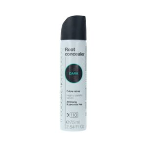 Spray Corretor de Raízes The Cosmetic Republic Escuro 75 ml