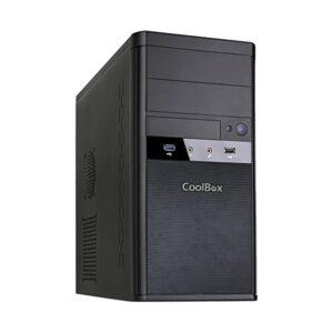 Caixa Semitorre Micro ATX CoolBox M55