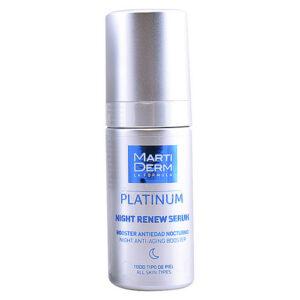 Sérum Antienvelhecimento de Noite Platinum Martiderm (30 ml)