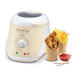 Fritadeira Kiwi 950W 1 L Branco