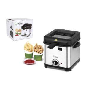 Fritadeira Kiwi KDF-5503 1 L 840W Aço inoxidável