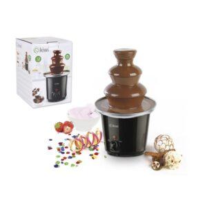 Fonte de Chocolate Kiwi KG-5806 200 g 90W Preto