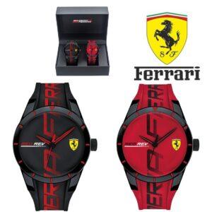 Conjunto 2 Relógios Ferrari® 870032