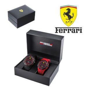 Conjunto 2 Relógios Ferrari® 870034