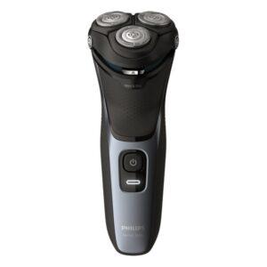 Máquina de Barbear Elétrica Recarregável Philips S3133/51 Preto