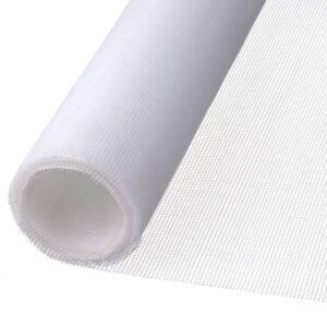 Nature Rede mosquiteira à prova de insetos 1x3 m fibra de vidro branco - PORTES GRÁTIS