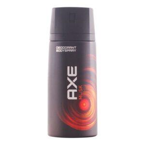 Desodorizante em Spray Musk Axe (150 ml)
