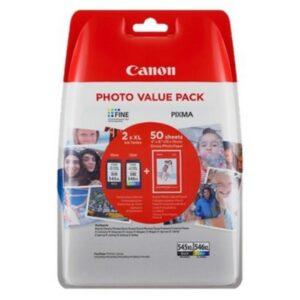 Tinteiro de Tinta Original Canon 8286B006 (2 Pcs)
