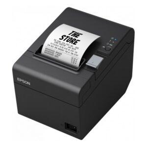 Impressora de Etiquetas Epson TM-T20III 203 dpi 250 mm/s LAN Preto