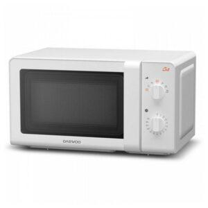 Microondas com Grill Daewoo KOG-6F27 20 L 700W Branco