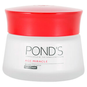 Creme Antirrugas de Noite Age Miracle Pond's (50 ml)