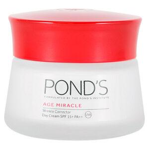Creme Antirrugas de Dia Age Miracle Pond's (50 ml)