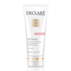 Exfoliante Facial Soft Cleansing Declaré (100 ml)