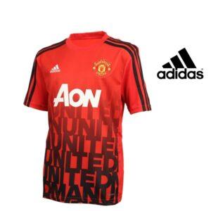 Adidas® T-Shirt Oficial Manchester United Junior | Tecnologia Climacool®