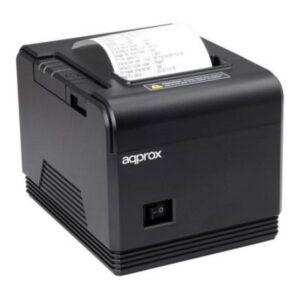 Impressora de Etiquetas approx! appPOS80AM USB Preto