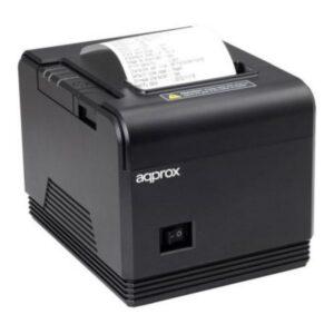 Impressora de Etiquetas approx! appPOS80AM3 USB/Ethernet Preto