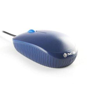 Rato Ótico NGS BLUEFLAME 1000 dpi Azul