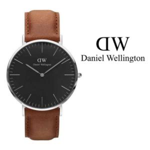 Daniel Wellington® Classic Durham Castanho 40 mm - DW00100132
