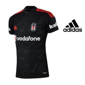 Adidas® Camisola Besiktas Oficial BJK 15 Black | Tecnologia Climacool® | Tamanho XS