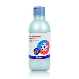 Gel de Mãos Desinfetante | 250 ml | 70% Álcool