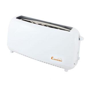 Torradeira com Função de Descongelamento COMELEC TP1709 750W Branco