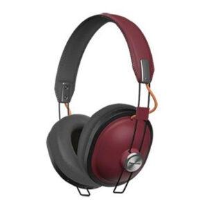 Auscultadores Bluetooth Panasonic RP-HTX80BE-R Vermelho
